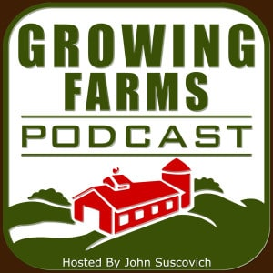Growing Farms Podcast logo