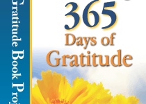 "Celebrating 365 Days of Gratitude (2013 ed.) - ""Second Chances"""