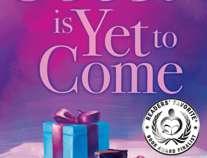 The Best is Yet to Come with Readers Favorites finalist seal